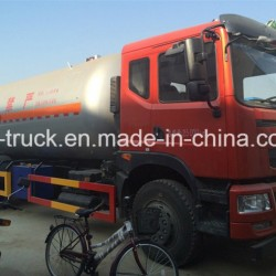 China Hotsales Dongfeng 6X4 25cbm 10mt Gas Tanker Truck