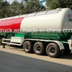 58500liters Low Price Good Sales 25ton 3 Axles LPG Tank Trailer with