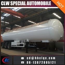 56000L 23000kg 24000kg Liquid Gas Tank Semitrailer LPG Tank