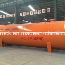 ASME GB150 Good Price 20mt LPG Tank 50m3 LPG Bullet Storage Tank