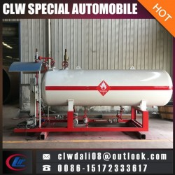 5-10cbm LPG Gas Filling Station with Dispenser