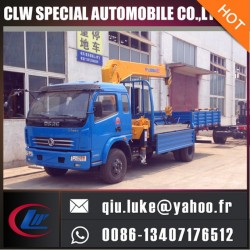 Hydraulic Truck Crane Chinese Used Pickup Small Mini Truck Mobile Cr