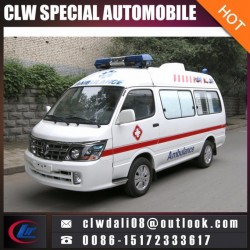 China Ambulance Car Emergency Car for Patient Transportation