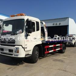 Hot Sales Dongfeng Tianland 8ton Platform Wrecker