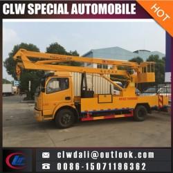 18m High Altitude Aerial Working Platform Truck
