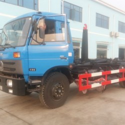 4X2 10t 10cbm Hydraulic Lifter Gar