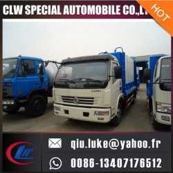 Factory Sale 3/ 6/ 8/ 10 Cbm Refuse Compression Truck, Garbage Compa