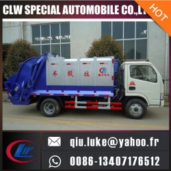 3cbm Refuse Compression Truck