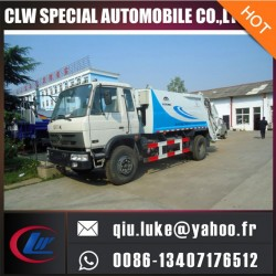 Manufacturer Low Price All Kinds of Garbage Truck for City Municipal