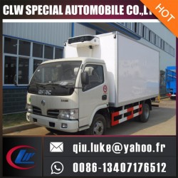 Frozen Food Transport Vehicle, Mobile Refrigerator Container, Ice-Cr