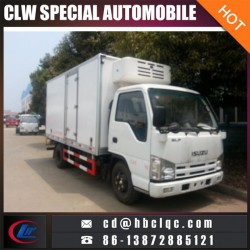 Isuzu 5ton Refrigerated Cooling Van Refrigeration Box Truck
