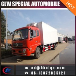Tianland -18 Freezer Truck Body Carrier Refrigeration Unit Truck