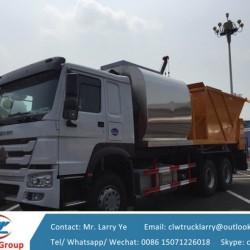 Sinotruck HOWO Asphalt Sealing Truck