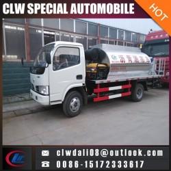 Bitumen Tank Truck, Bitumen Sprayer Tanker Truck, Smalll Asphalt Tru