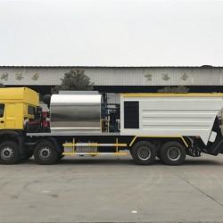 Sinotruck HOWO Asphalt Pavement Distributor Truck