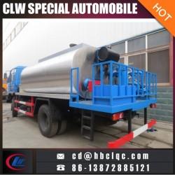 9cbm 9ton Asphalt Tanker Truck Asphalt Distributor Trucks