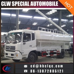 China Make 20m3 24m3 Corn Feed in Bulk Feed Tank Truck