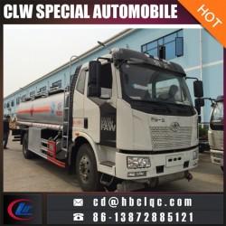 FAW J6 15m3diesel Tr