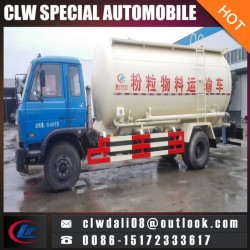 4*2 Dongfeng 18 Cbm Bulk Cement Truck, Powder Material Tank Transpor
