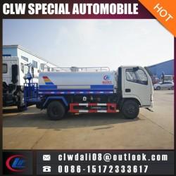 Sewage Suction Tank Truck Dongfeng Suction Sewage Truck Vacuum High