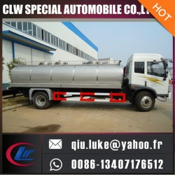 5ton/ 8ton/ 10ton Drinking Water Milk Tank Truck for Sale