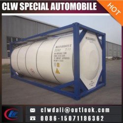 Factory Wholesale Cheap Price 20 Feet ISO Tank Container for Liquid