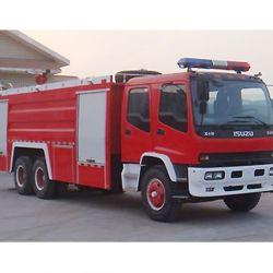 Isuzu 6X4 Fire Truck