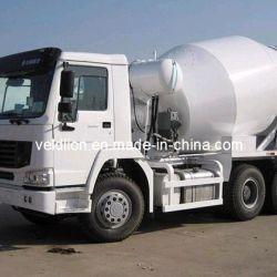 Sinotruck HOWO 3m3 Small Concrete Mixer Truck