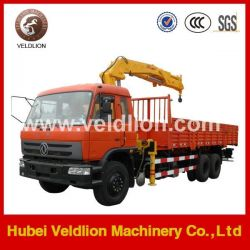 Dongfeng 15ton/15t Mobile Crane Truck