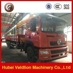 Dongfeng 10 Wheeler 10ton Truck with Crane, 10ton Crane Amounted Truck