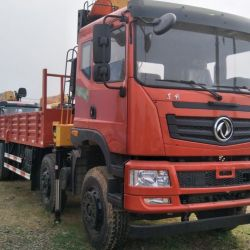 30 Ton Hydraulic Dongfeng Chassis Crane Lorry Cranes for Sale