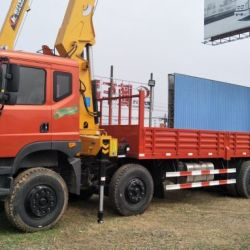 Dongfeng 18ton Truck Mounted Crane for Sale