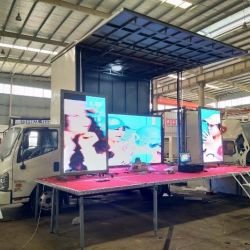 30sq. M Professional Supply Outdoor Display Mobile LED Advertising T