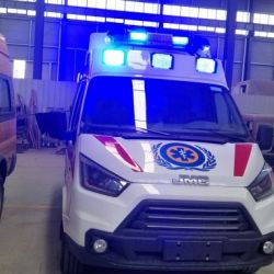 Chinese Ambulance Conversions Vehicles for Africa Market