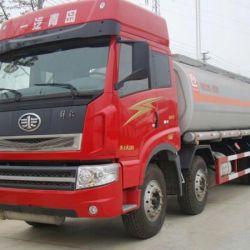 Faw 8*4 30000 Liters Fuel Tank Truck - ChinaTruckSuppliers com