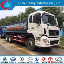 Dongfeng 6*4 20cbm Dongfeng Chemical Liquid Truck