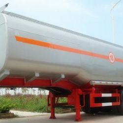 High Performance 3axle Chemical Liquid Semi Trailer, Oil Liquid Tran