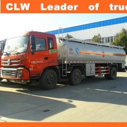 Heavy Duty Dongfeng Chemical Tank Truck