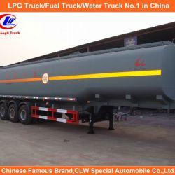 Heavy Duty 3 Axle Bitumen Chemical Liquid Tank Truck Trailer