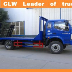 Exported Foton 6 Wheeler Flat Bed Truck