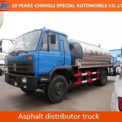8000L Asphalt Transport Tank Truck/Liquid Heated Bitumen Tank Truck