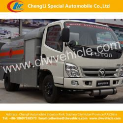 2 Alxes Dongfeng 5cbm Asphalt Distributor Truck