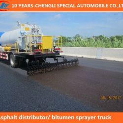 Asphalt Distributor/ Bitumen Sprayer Truck