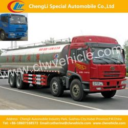 8*4 Fresh Milk Transport Tanker Truck