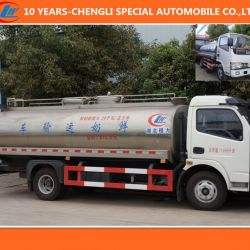 Small Mobile Milk Tanker Truck