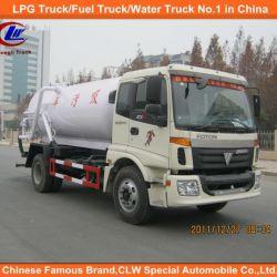Heavy Duty 4X2 8000L