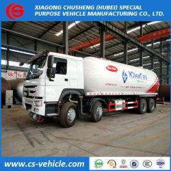 Sinotruk HOWO Diesel 35000liters 35m3 LPG Tanker Truck for Sal