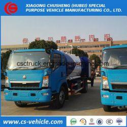 Factory Sale Sinotruk 4X2 12m3 LPG Transport Truck LPG Bobtail