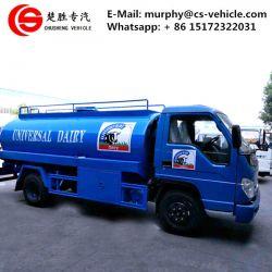 Forland 4X2 Milk Transport Truck Stainless Steel Milk Truck 6m