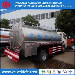 Dongfeng Fresh Milk Tanker Truck 5000L Milk Delivery Truck